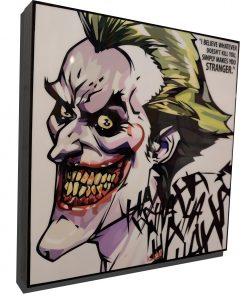 The Joker Animated Poster