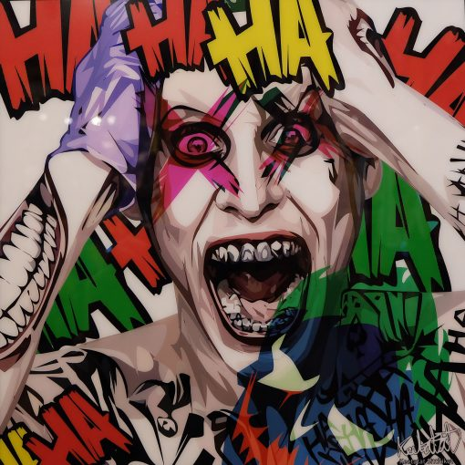 The Joker Jared Leto Poster