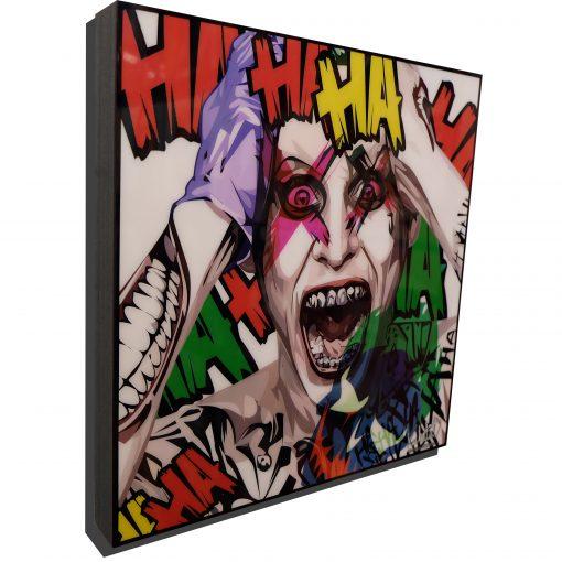 The Joker Jared Leto Poster