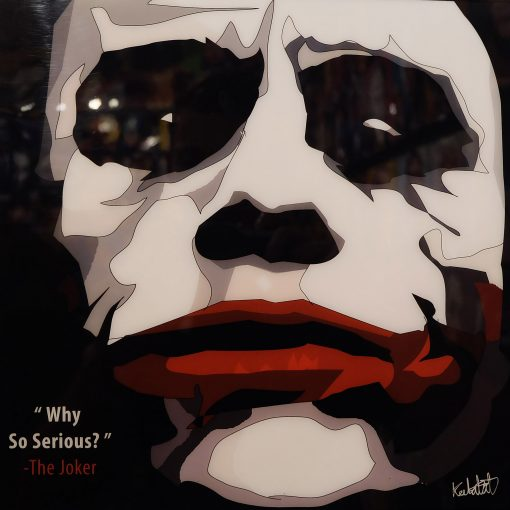 The Joker The Dark Knight Poster