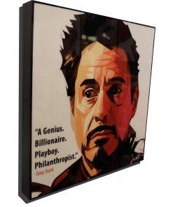 Tony Stark Poster