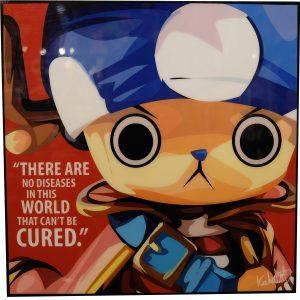 Tony Tony Chopper poster One Piece