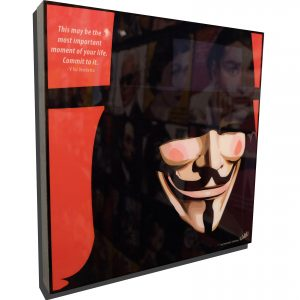 V for Vendetta Poster