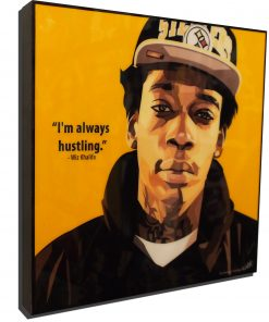 Wiz Khalifa Poster