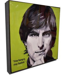Young Steve Jobs Poster