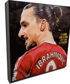 Zlatan Ibrahimović Poster