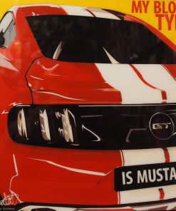Ford Mustang Shelby 350GT poster
