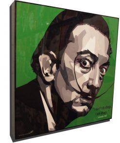 Salvador Dali Poster Plaque