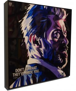 Logan Poster Plaque