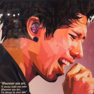 Takahiro Moriuchi One Ok Rock Poster