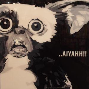 Gremlins Poster Plaque