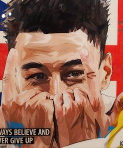 Jesse Lingard Poster Plaque