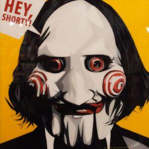 Jigsaw Poster Plaque