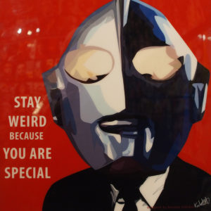 Ultraman Poster Plaque