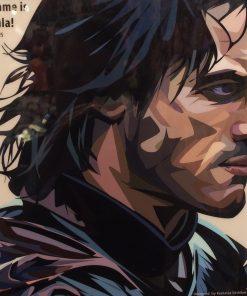 Vlad Tepes Dracula Poster Plaque
