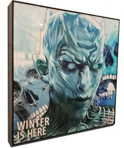 The Night King Poster Plaque S1