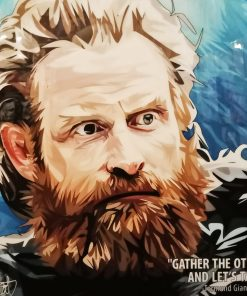 Tormund Giantsbane Poster Plaque