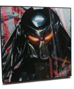 Predator Pop Art Poster By Keetat Sitthiket