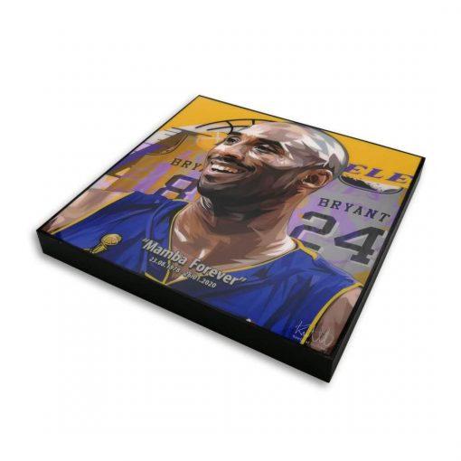Kobe Bryant Poster mamba forever