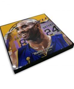 Kobe Bryant Pop poster